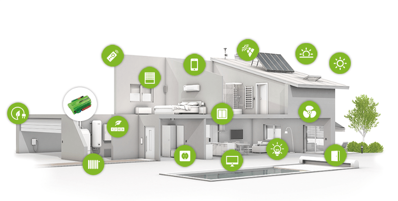 IoT, The Smart Home, and Elderly Care